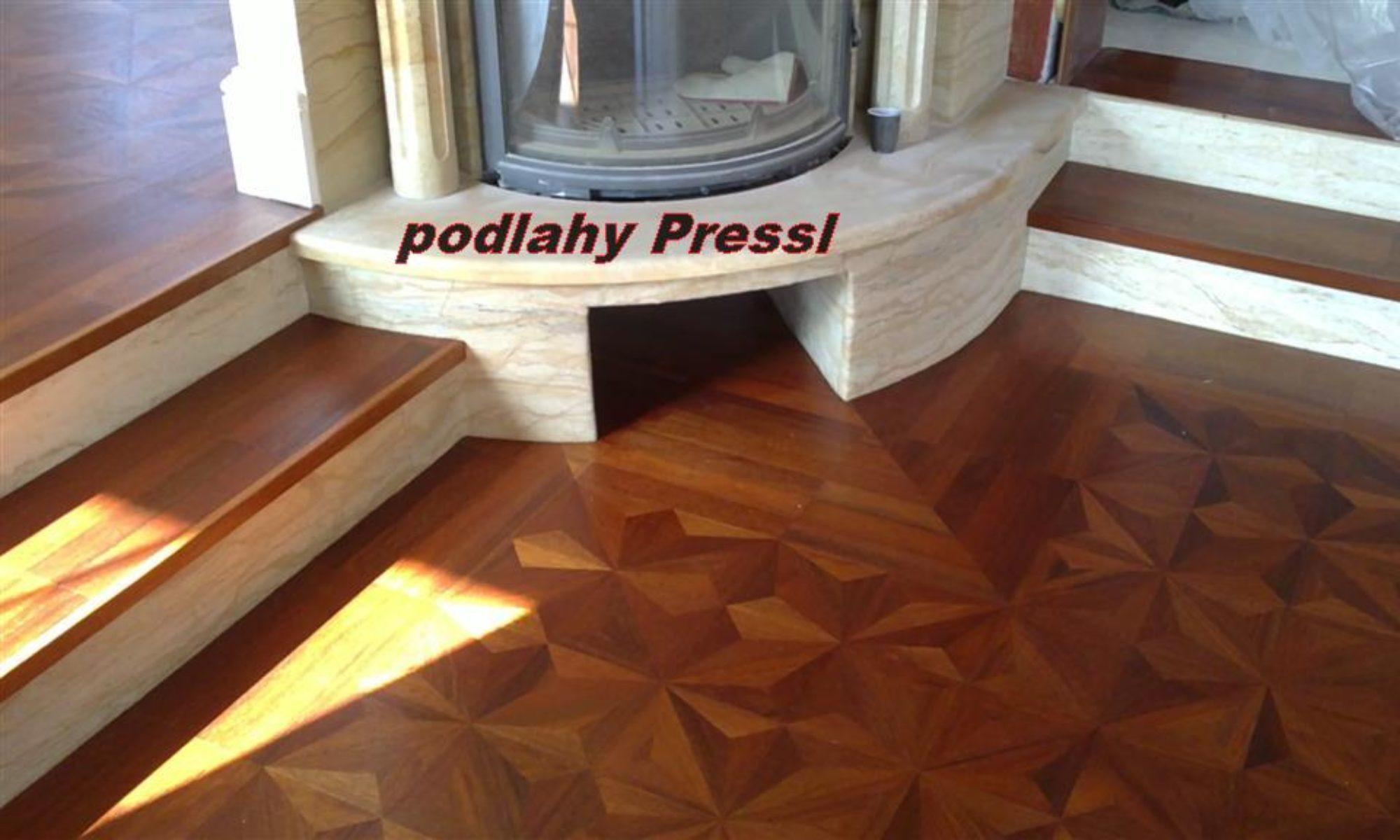 Podlahy Pressl - Plzeň - pokládka podlah v Plzni